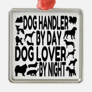 Dog Lover Dog Handler Christmas Ornament