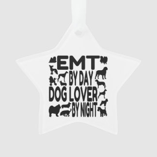 Dog Lover EMT Ornament