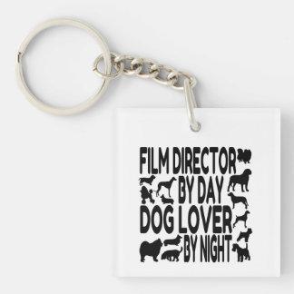 Dog Lover Film Director Key Ring