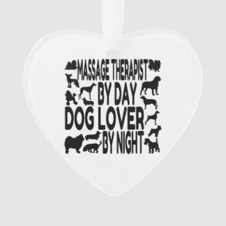 Dog Lover Massage Therapist