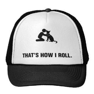 Dog Lover Mesh Hats