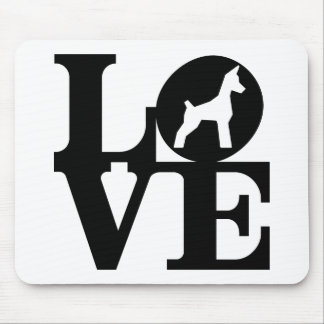 Dog Lover Mousepad