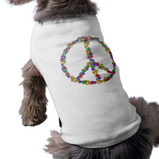 Dog Lover Peace Shirt