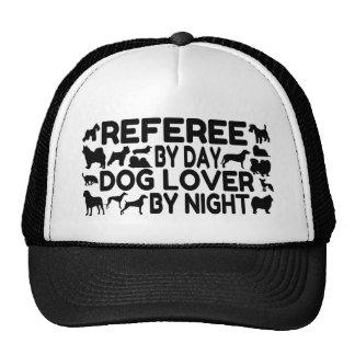 Dog Lover Referee Cap