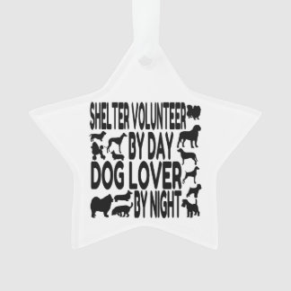 Dog Lover Shelter Volunteer