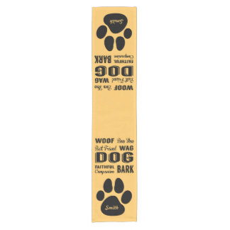 Dog Lover Table Runner