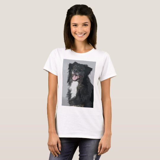 Dog Lover Version Cartoon (016) T-Shirt