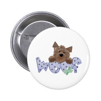 Dog Lovers 6 Cm Round Badge