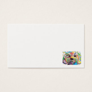 Dog Lover's Business Card
