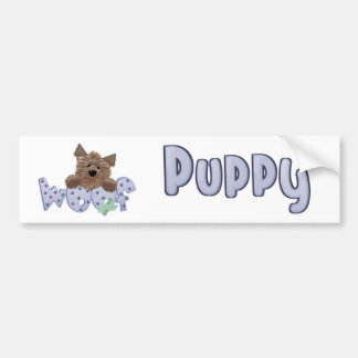 Dog Lovers Car Bumper Sticker