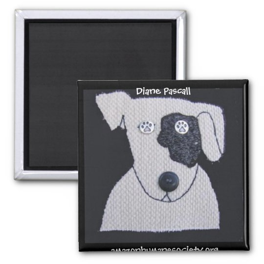 Dog Lovers Magnet