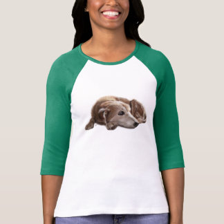 """Dog Lovers, """"Missing You!"""" Shirt"""