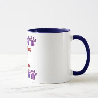 Dog Mama For Obama Mug
