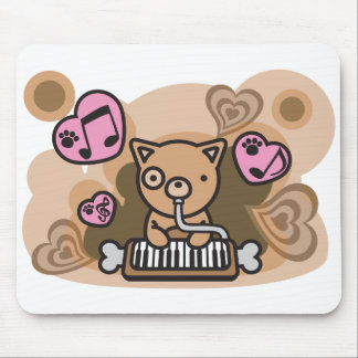 Dog_Method Mouse Pad