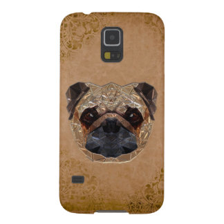 Dog Mosaic Galaxy S5 Covers