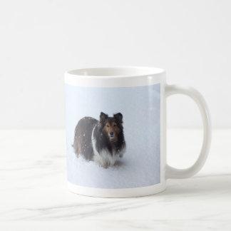 Dog Basic White Mug