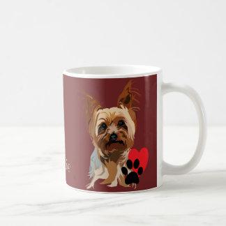 Dog Mug : It's A Yorkie