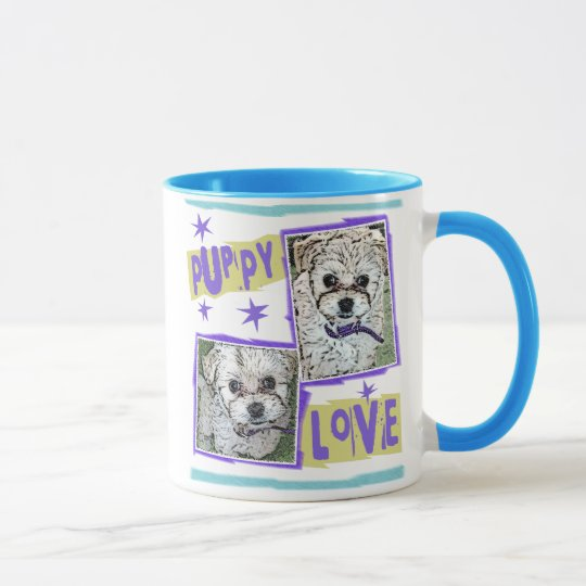DOG: Multi-Poo Puppy Love Mug