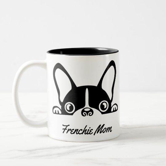 Dog Mum/Dad Customisable Frenchie Mug
