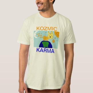 DOG n UNIVERSE KOZMIC KARMA Men's Tee Shirt