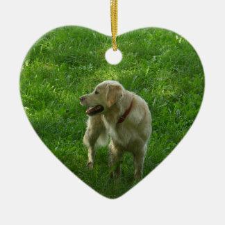 Dog Name Ornament