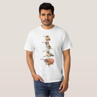 Dog noise scale T-Shirt