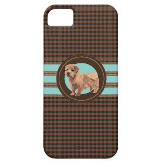 Dog Norfolk terrier iPhone 5 Cases