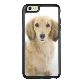Dog on couch OtterBox iPhone 6/6s plus case