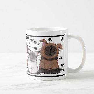 Dog On Mug
