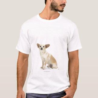 Dog on White 13 T-Shirt