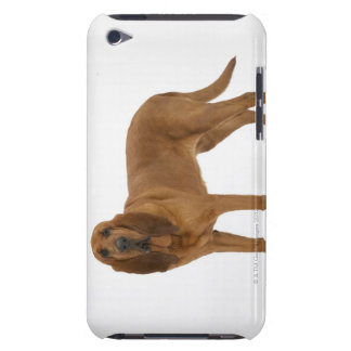 Dog on White 97 iPod Touch Case-Mate Case