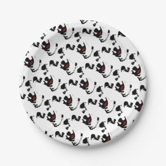 Dog Paper Plate