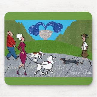 Dog Park Mousepad