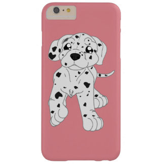 Dog pattern phone case - iPhone 6 Plus, Barely The Barely There iPhone 6 Plus Case