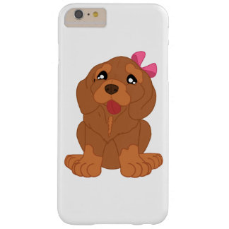 Dog pattern phone case - iPhone 6 Plus, Barely The