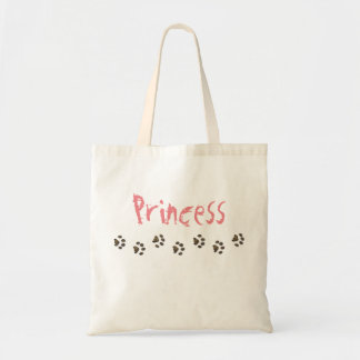Dog paw Princess bag