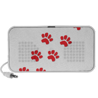 Dog Paws Mp3 Speakers