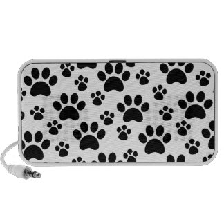 Dog Paws Travelling Speakers