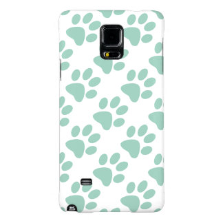 Dog Paws Theme Galaxy Note 4 Case
