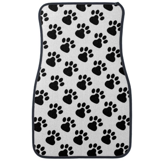 Dog & Pet Lovers Paw Print Car or
