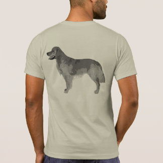 dog picture, golden retriever T-Shirt