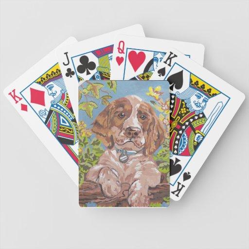 Dog Deck Of Cards