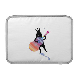Dog Playing Guitar Sleeve For MacBook Air