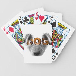 Dog Poker Deck