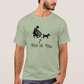 Dog Poop T-Shirt