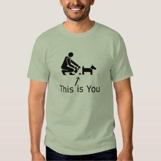 Dog Poop Tee Shirt