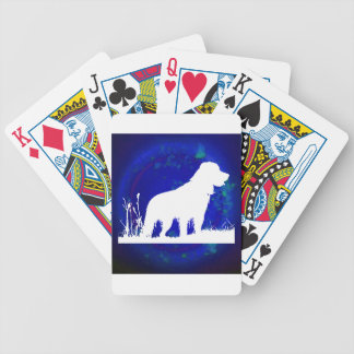 DOG PRODUCTS BICYCLE CARD DECK