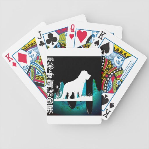 DOG PRODUCTS PLAYING CARDS
