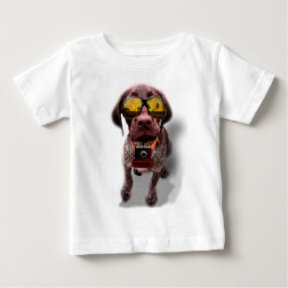 Dog Puppy Travel Life Baby T-Shirt
