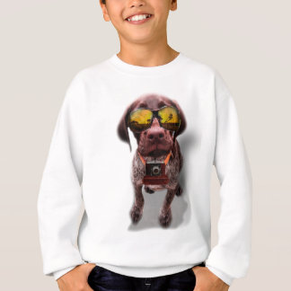 Dog Puppy Travel Life Sweatshirt